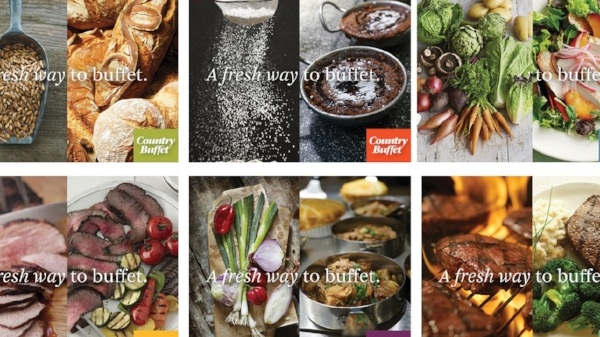OVATION BUFFET BRANDS  REFRAMING AN OLD FAVORITE DRIVES SALES  Point of Purchase + Promotion