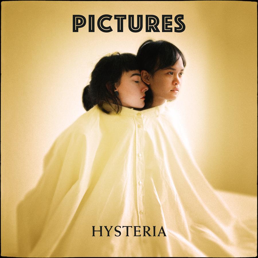 HysteriaReleased on 14th december 2018 - Listen & Order here