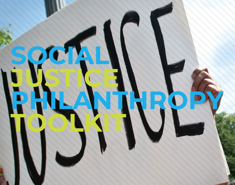 Click here   to see the Social Justice Toolkit