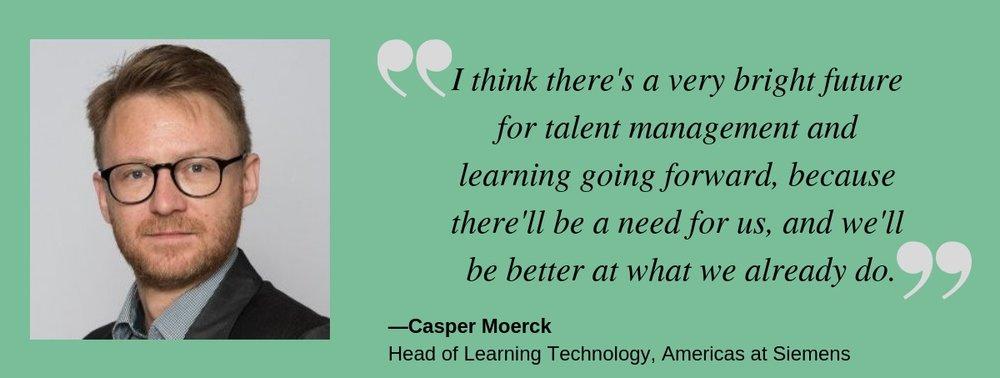 Talent Champions Casper Moerck quote ep 2
