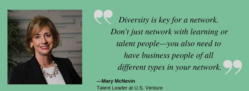 Talent Champions Mary McNevin quote ep3