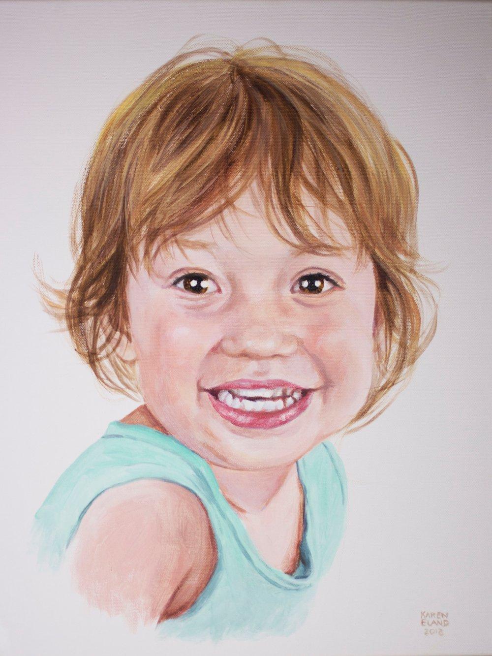 Karen Eland - AcrylicBend, OregonWebsite