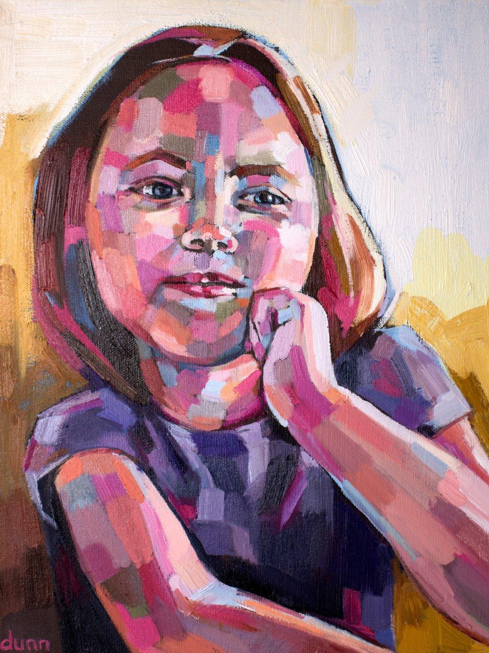 Sheila Dunn - Oil on CanvasBend, OregonWebsite