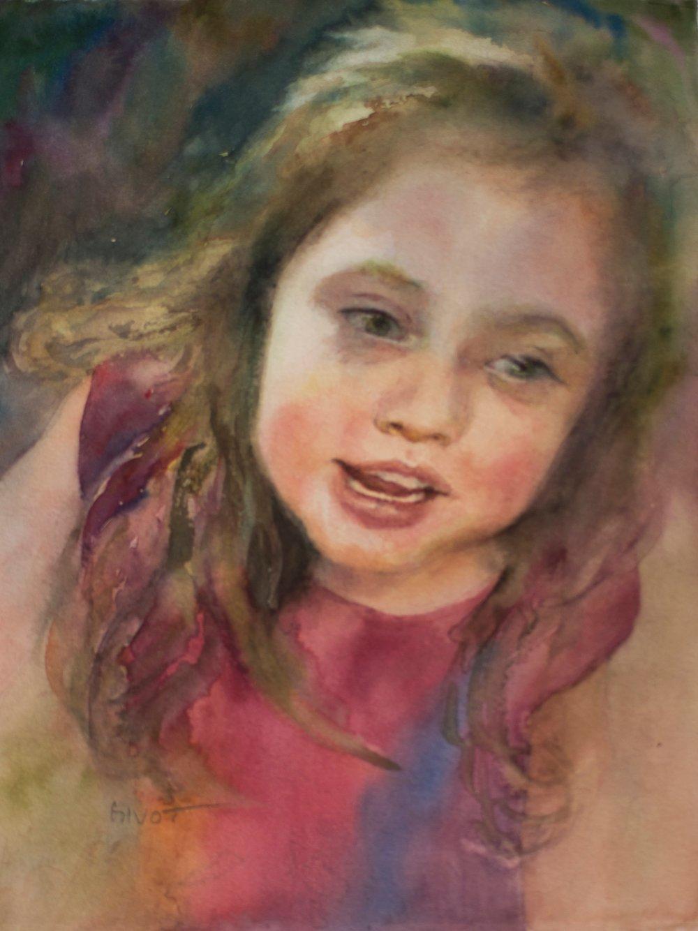 Winnie Givot - WatercolorSisters, OregonWebsite