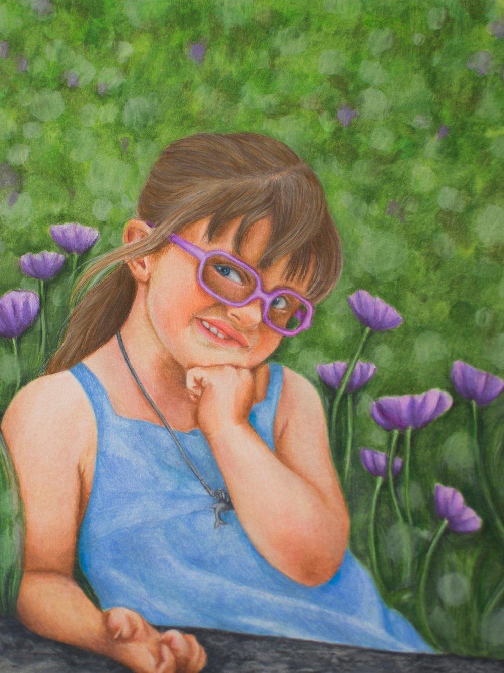 Ella Eland - Colored PencilBreckenridge, COWebsite