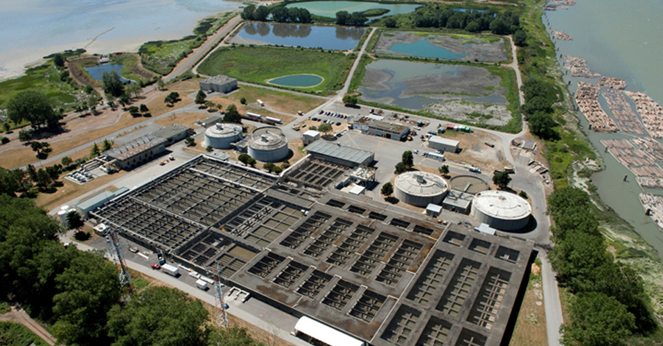 Iona Wastewater Treatment Facility
