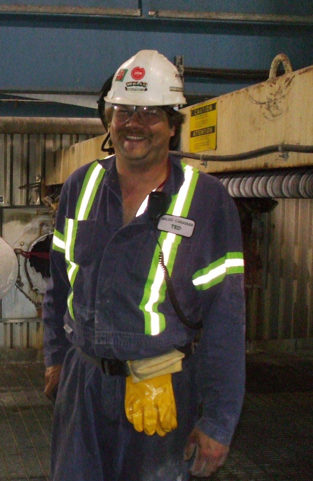 Ted van Adrichem - Regional Manager, Port Alberni