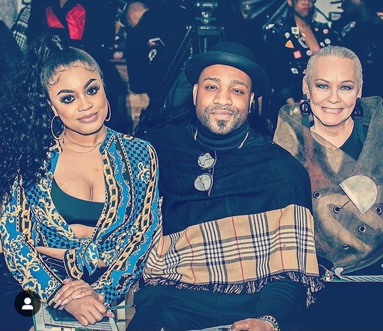 Style.Rivals 2018 judging panel: Vh1's Black Ink Chicago Reality star, Dani J (left), style blogger and part owner of Apex Vision Multi-media company, Jahir and Award Winning Blogger and Chicago Tribune columnist Candace Jordan. (pic courtesy of Go Kreative Studios)