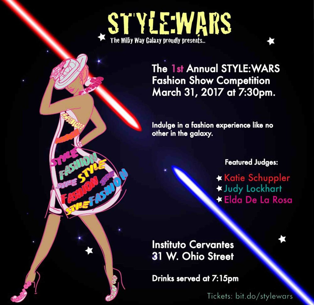 style.rivals 2017 - (Formally known as Style:Wars)