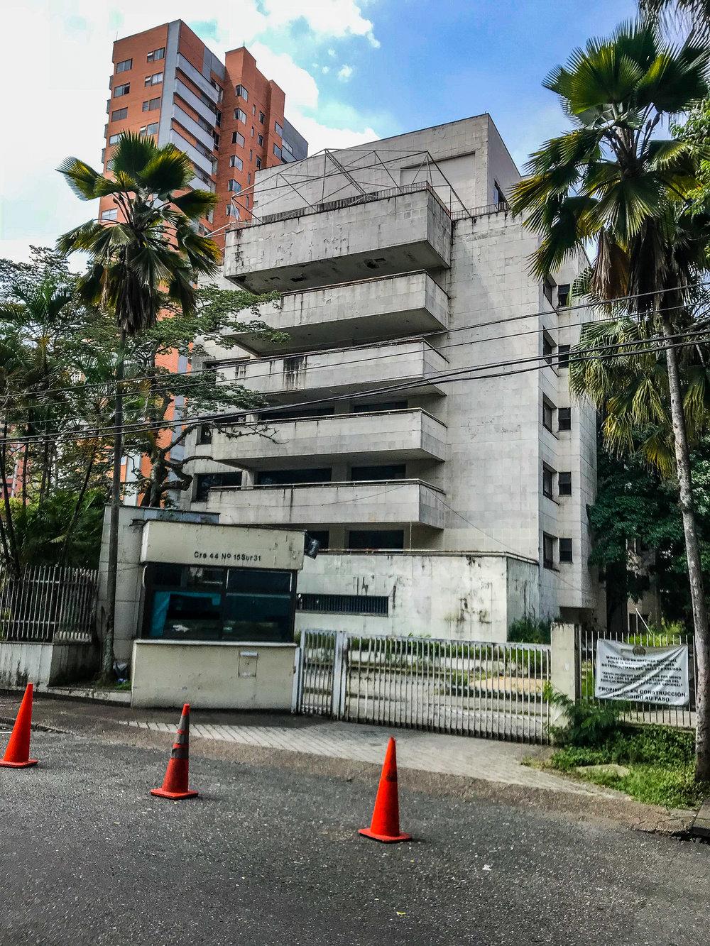 Edificio monaco -