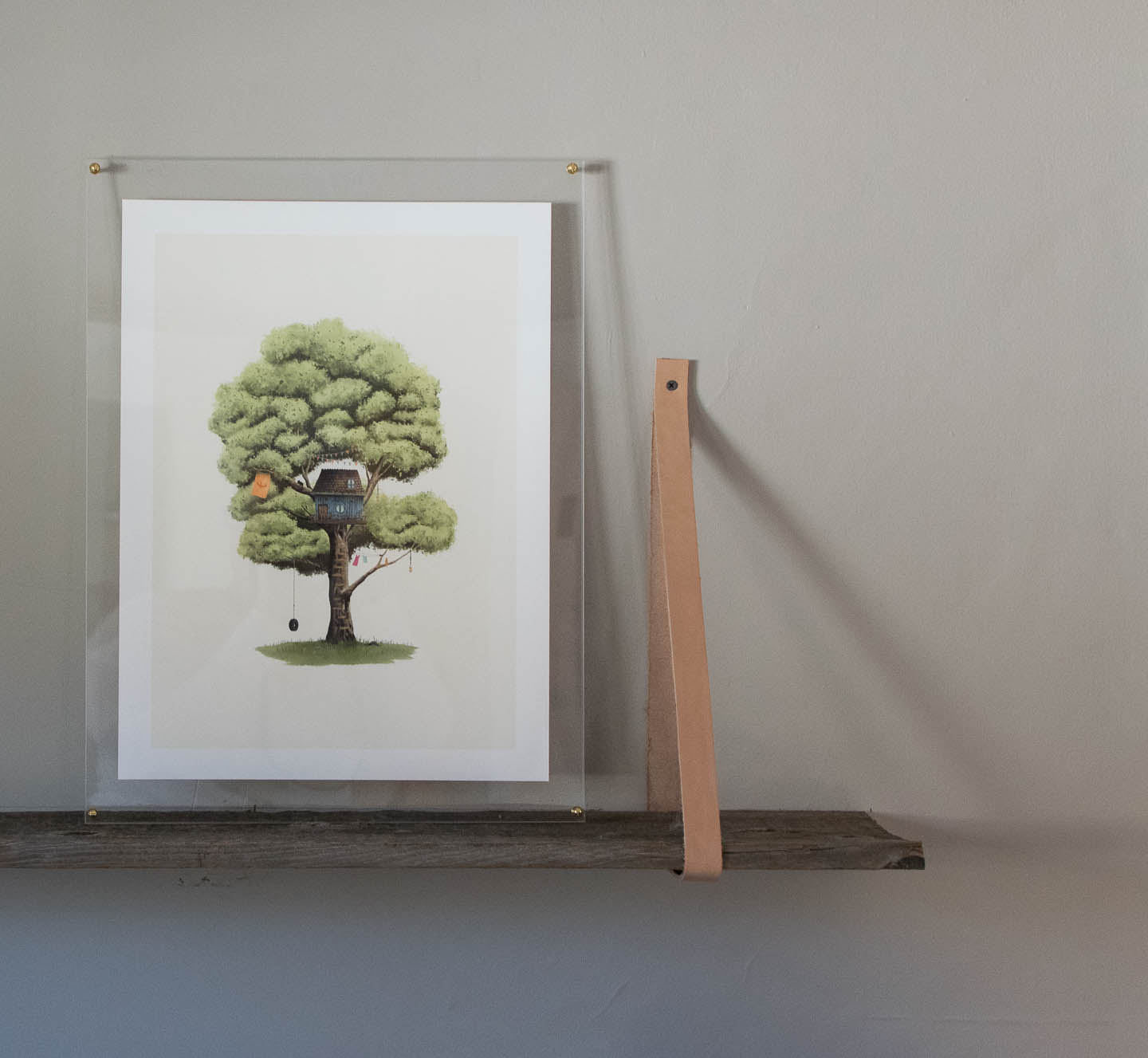 A Simple, Stunning, And Affordable Art Frame — This Giant Life