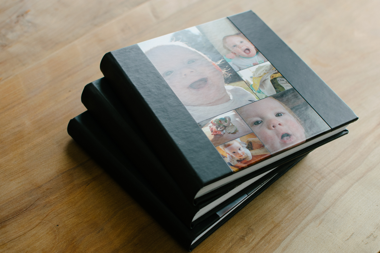 yearbook photo books from Montagebook.com