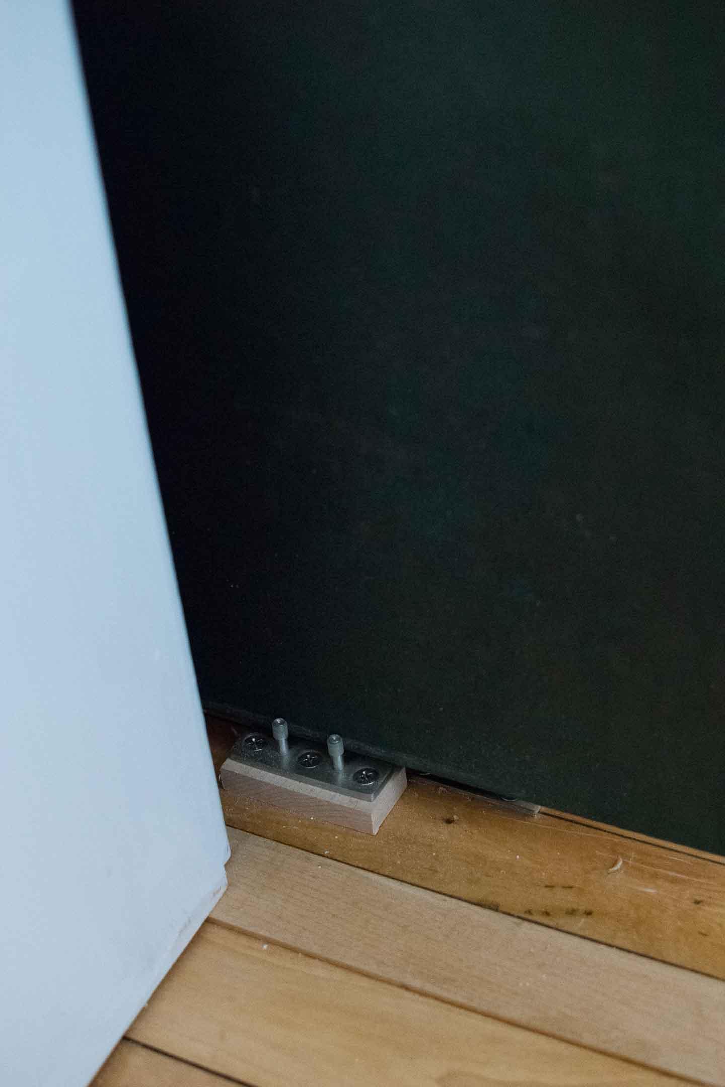 floor rollers for sliding door