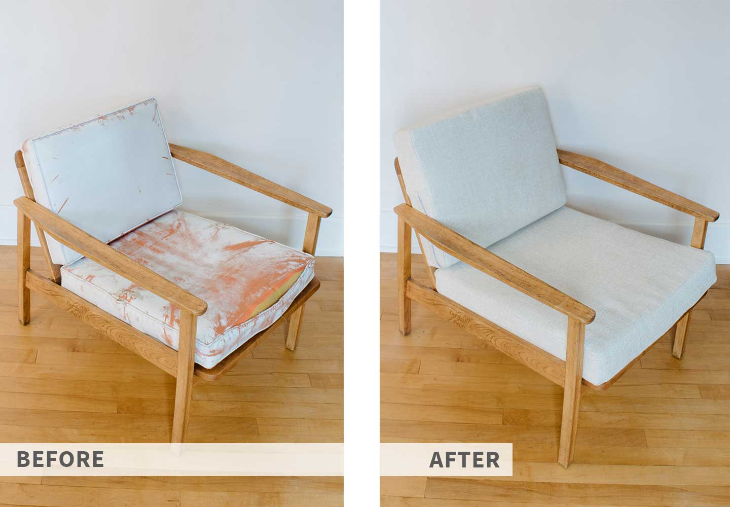 The Ultimate Guide To Revamp A Mid-Century Chair (On The Cheap)