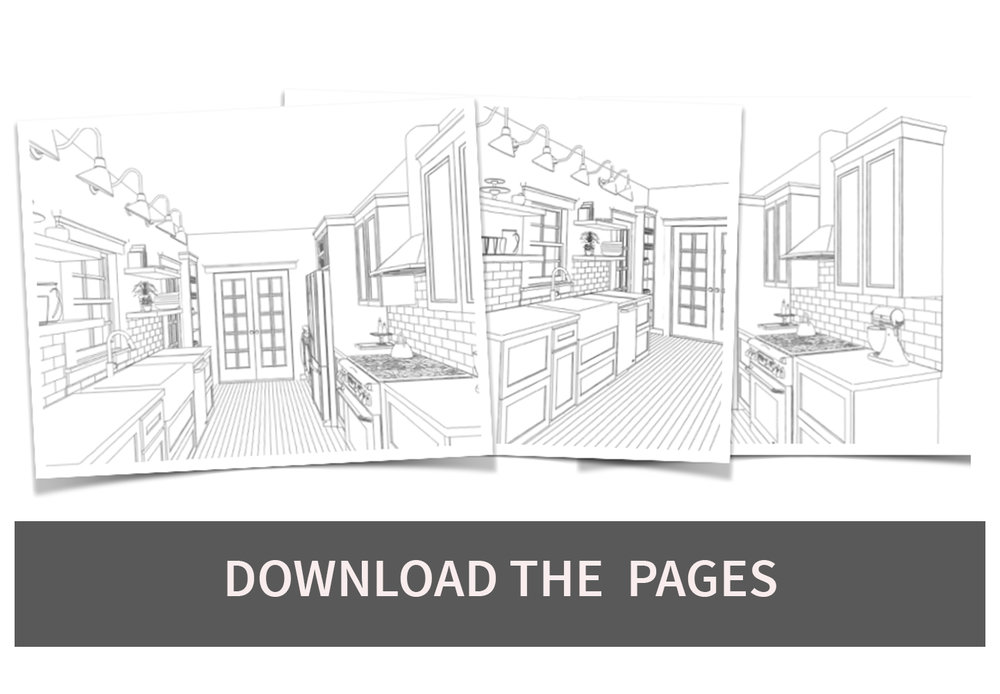 - New Series Color It Sunday (+ Free Design Coloring Pages) — This