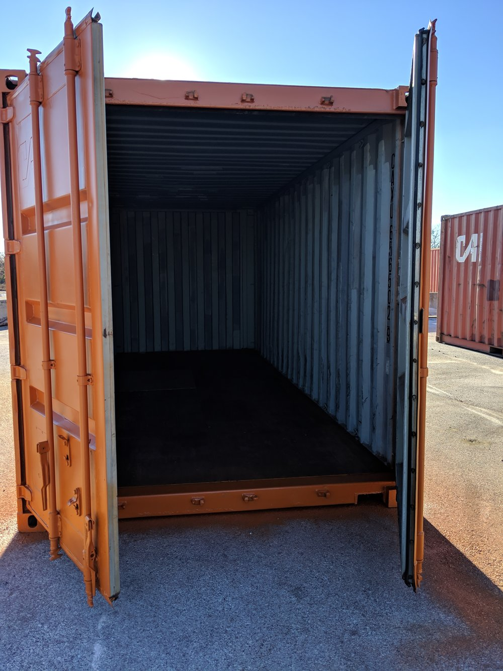"20ft Container - Available in all grades : AS-IS, WWT (wind water tight) , CWO (Cargo), and ""One trippers)"