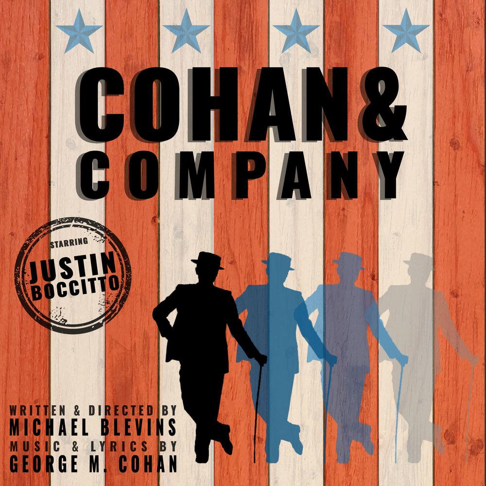 Cohan & Company |  Centenary Stage Company  | New York City |  Justin Boccitto  - Theatre, Film, Music, Dance | Director, Choreographer, Teacher | Design by  REDO U Web Design