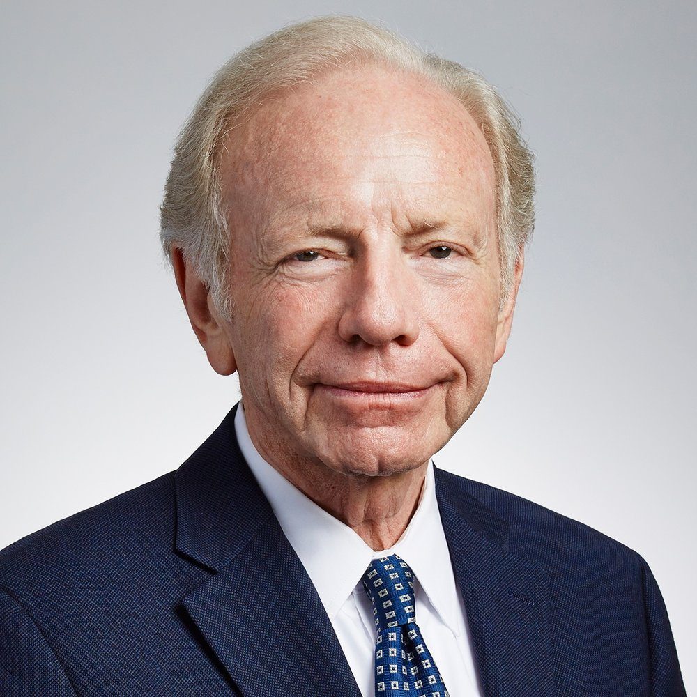 Joseph Lieberman, Former US Senator
