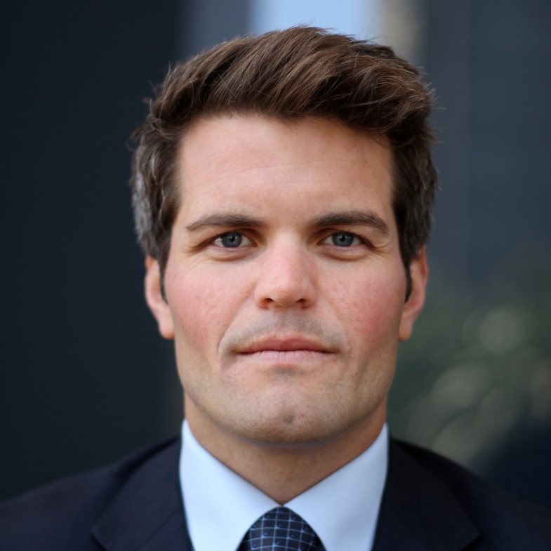 Michael John Williams, Director, International Relations Program, New York University