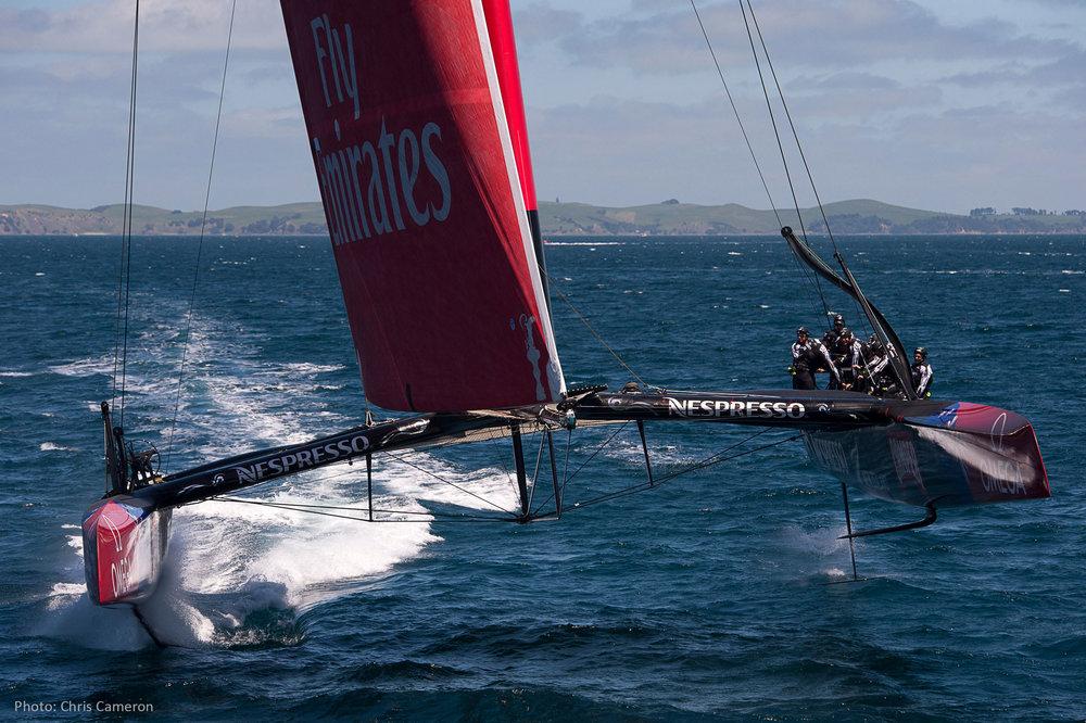 Emirates Team New Zealand AC 72