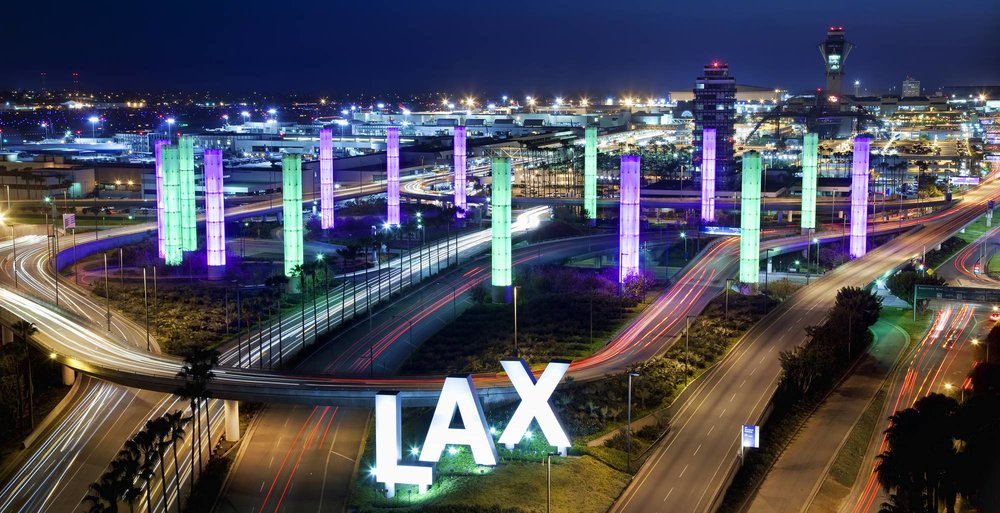 LOS ANGELES AIRPORT (LAX) -