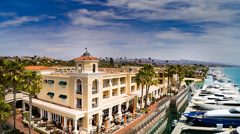 Balboa Bay Resort -