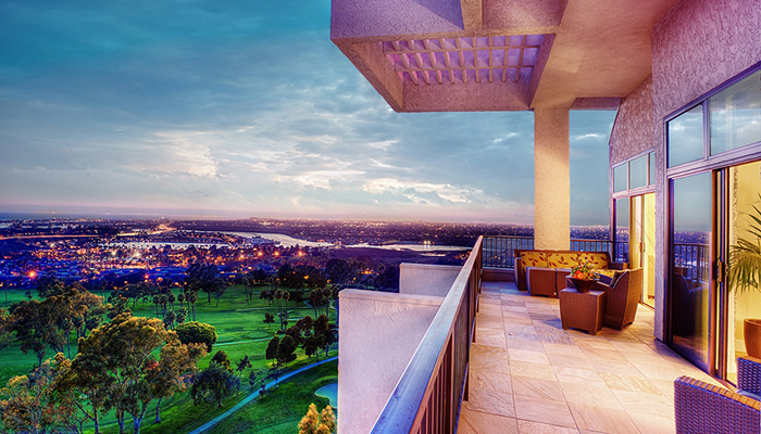 Newport Beach Marriott Hotel &Spa -