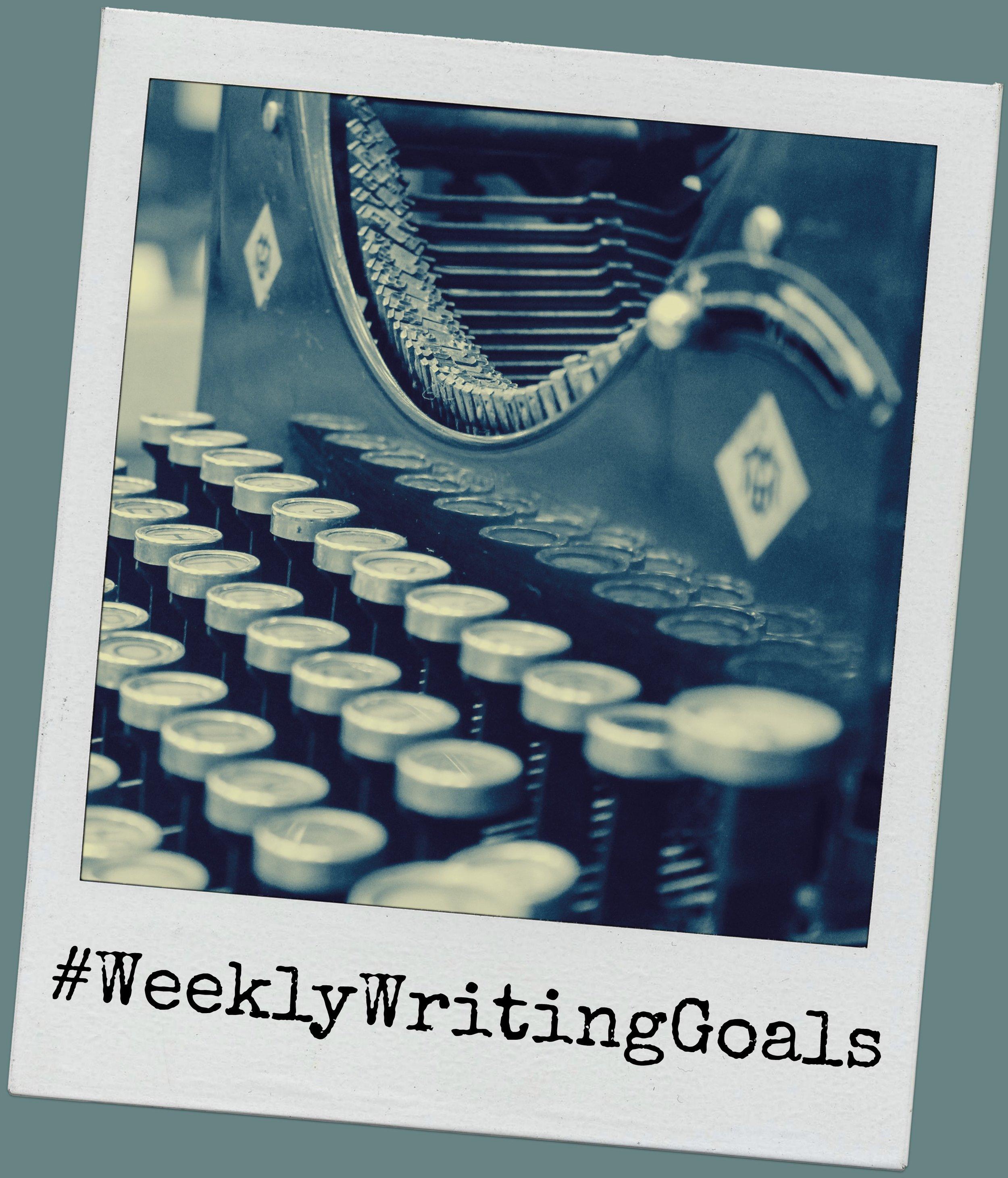 weeklywritinggoals