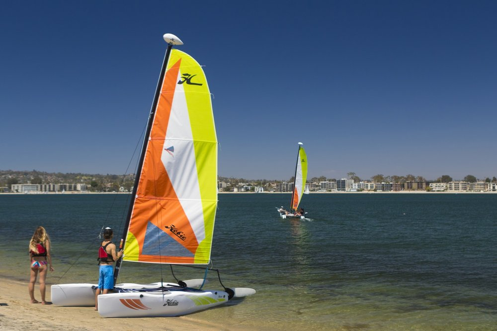 Hobie Wave -  https://www.hobie.com/