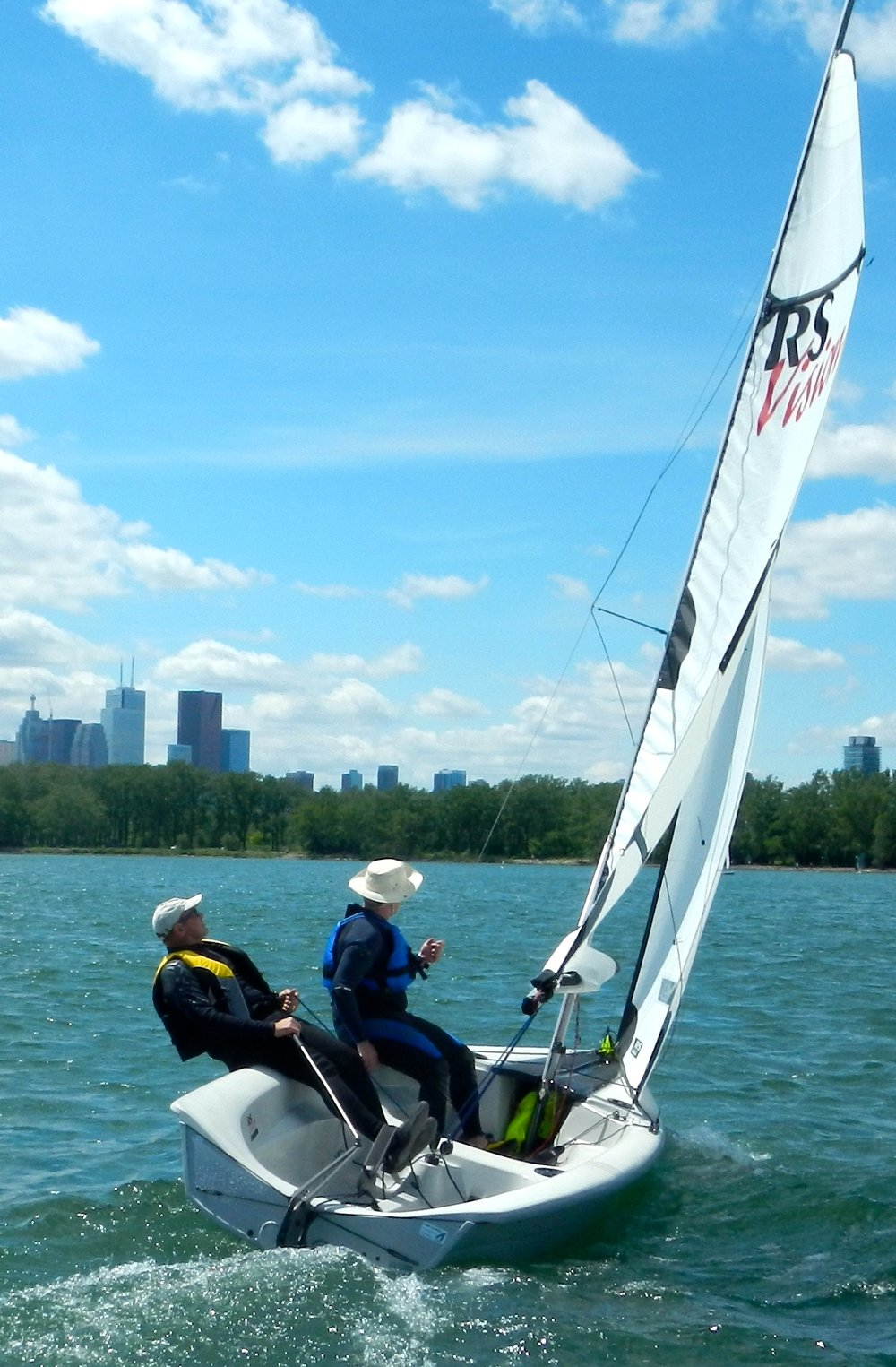 CANSail 3 - Go Pro - Take it to the next level - Advanced sailing skills at Sailing Fanatics Toronto