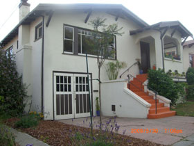 CARLOTTA AVENUE, BERKELEY - 1926 Northbrae craftsman4 +bedrooms, 2 1/2 bathsList Price: $850,000. 11 offersMy own house :)