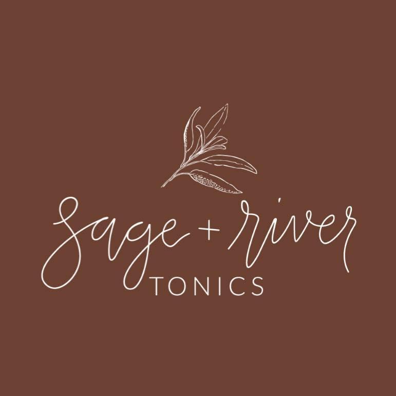 sage + river tonics