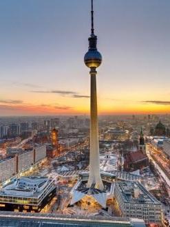 Coming soon in Berlin -