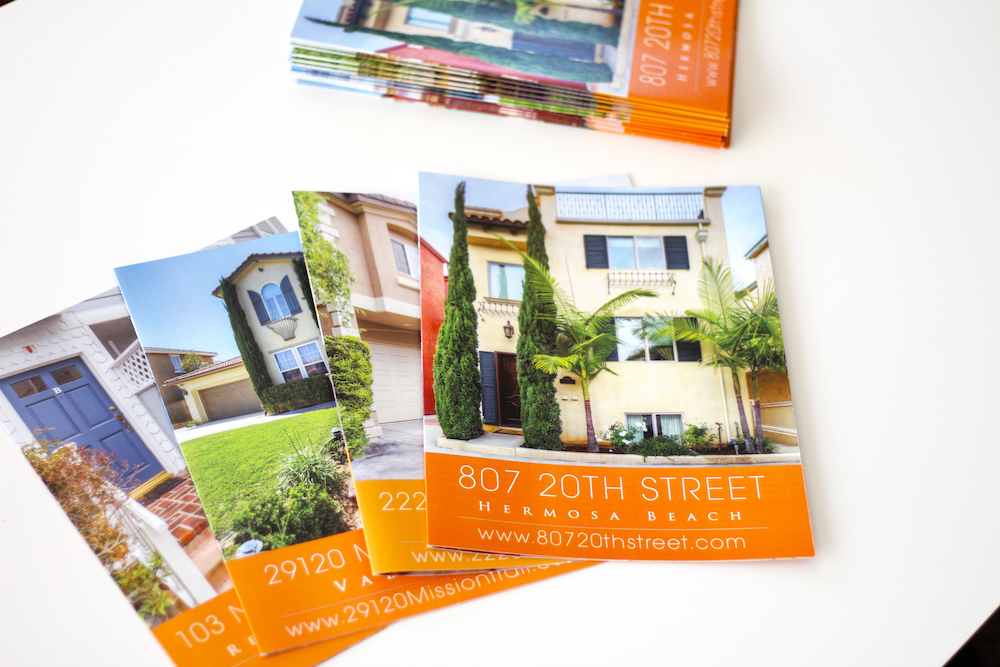 Brochures & Postcards -