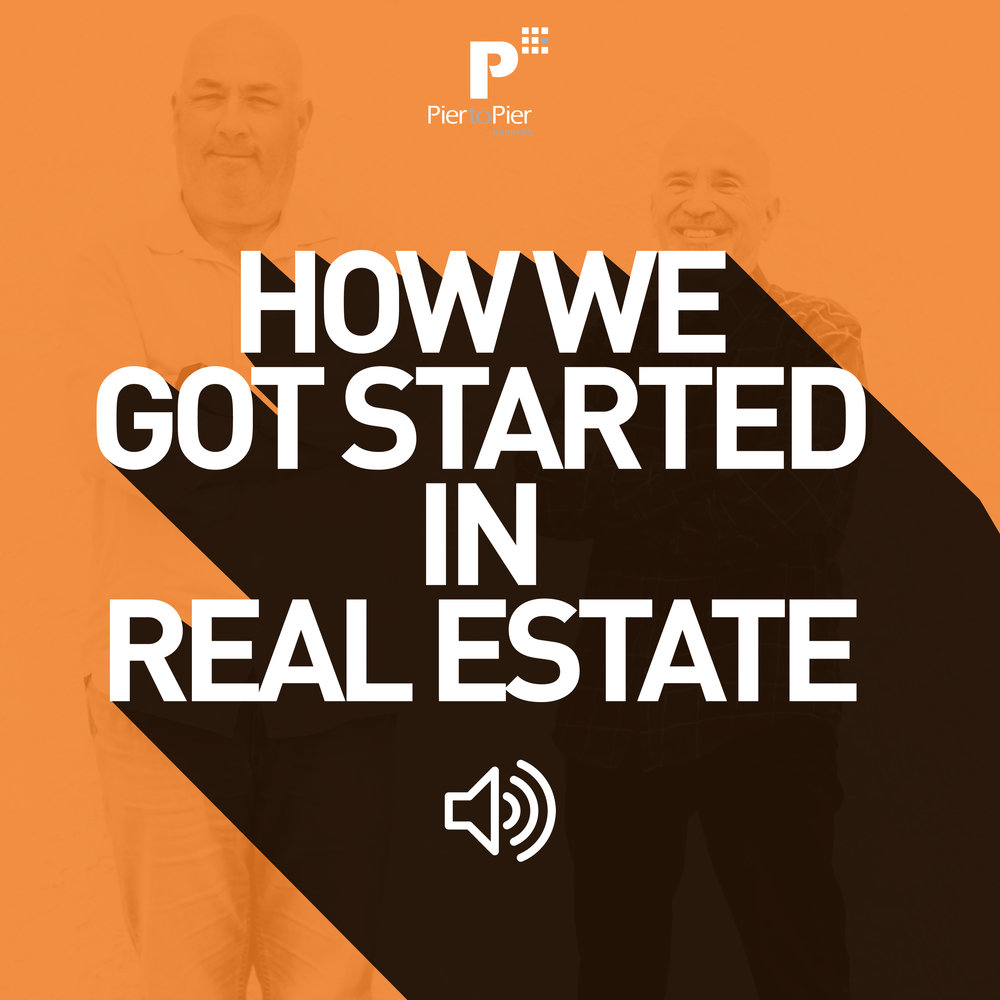 100% Fresh Real Estate Podcast - Pier to Pier Brokers