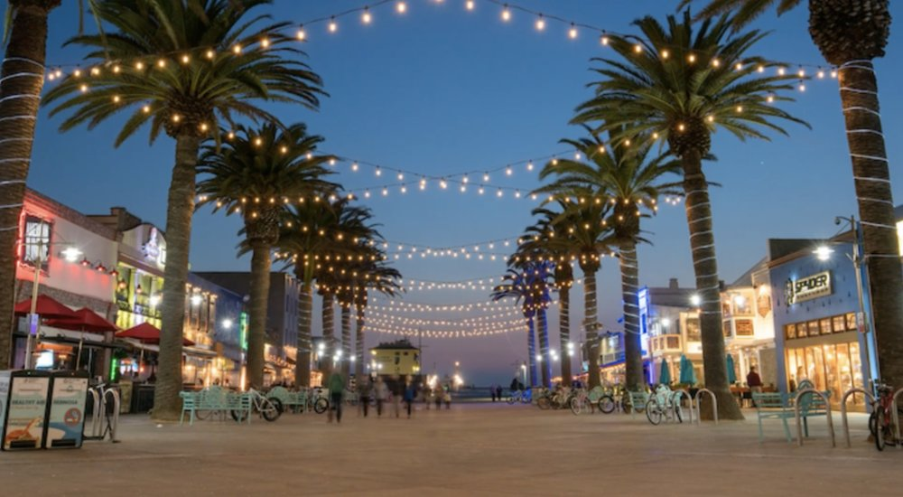 Hermosa Beach - California