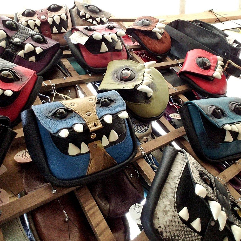 Wayward Leather Design