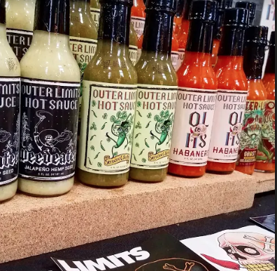 Outer Limits Hot Sauce