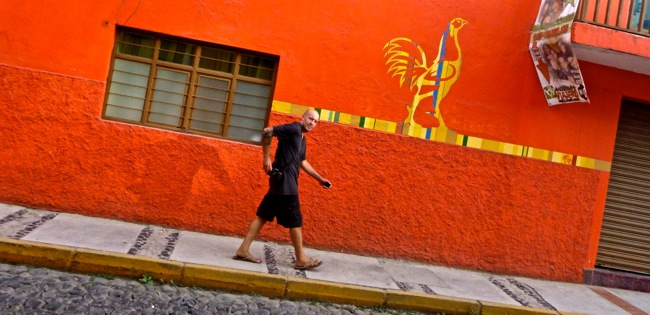 bry walking ruta