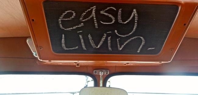 easy livin