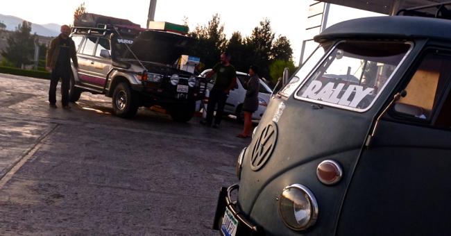 maya rally team astrid trouble