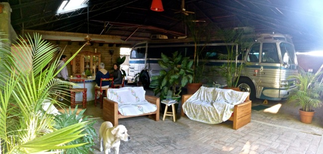 oaxaca campground