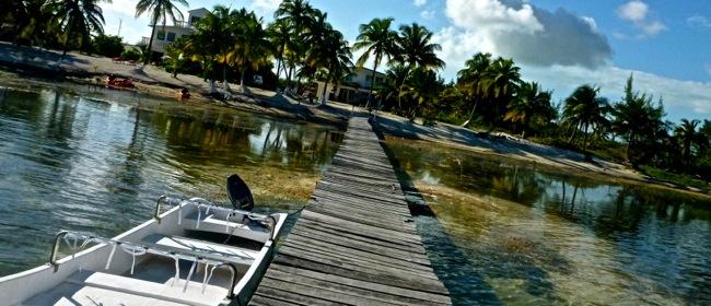 xcalak dock