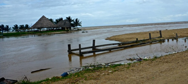 dangriga flooding