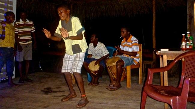 garifuna druming