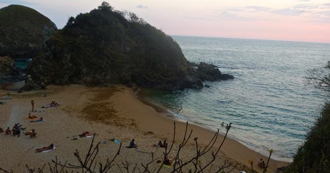 zipolite playa amor