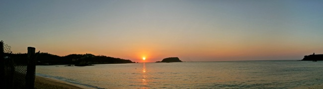 huatulco sunset2