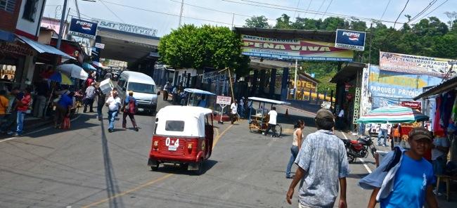 guatemala border
