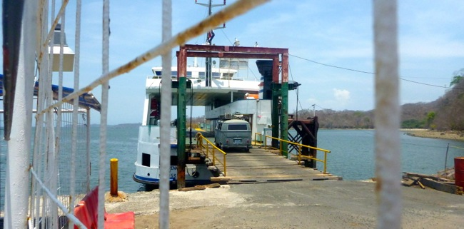 nicoya ferry