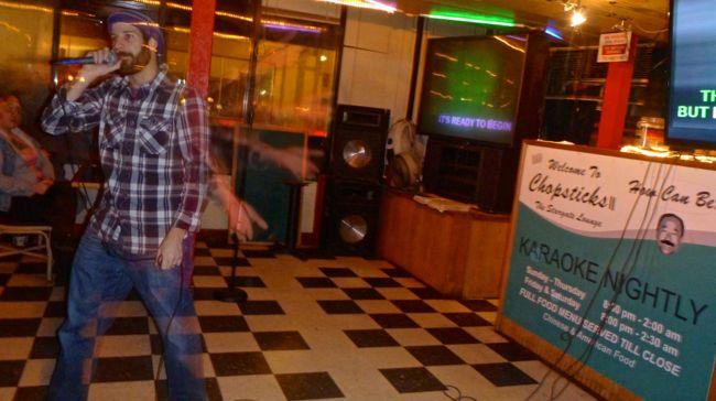 brock karaoke